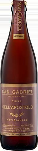 Birre Stagionali San Gabriel - Dell'apostolo