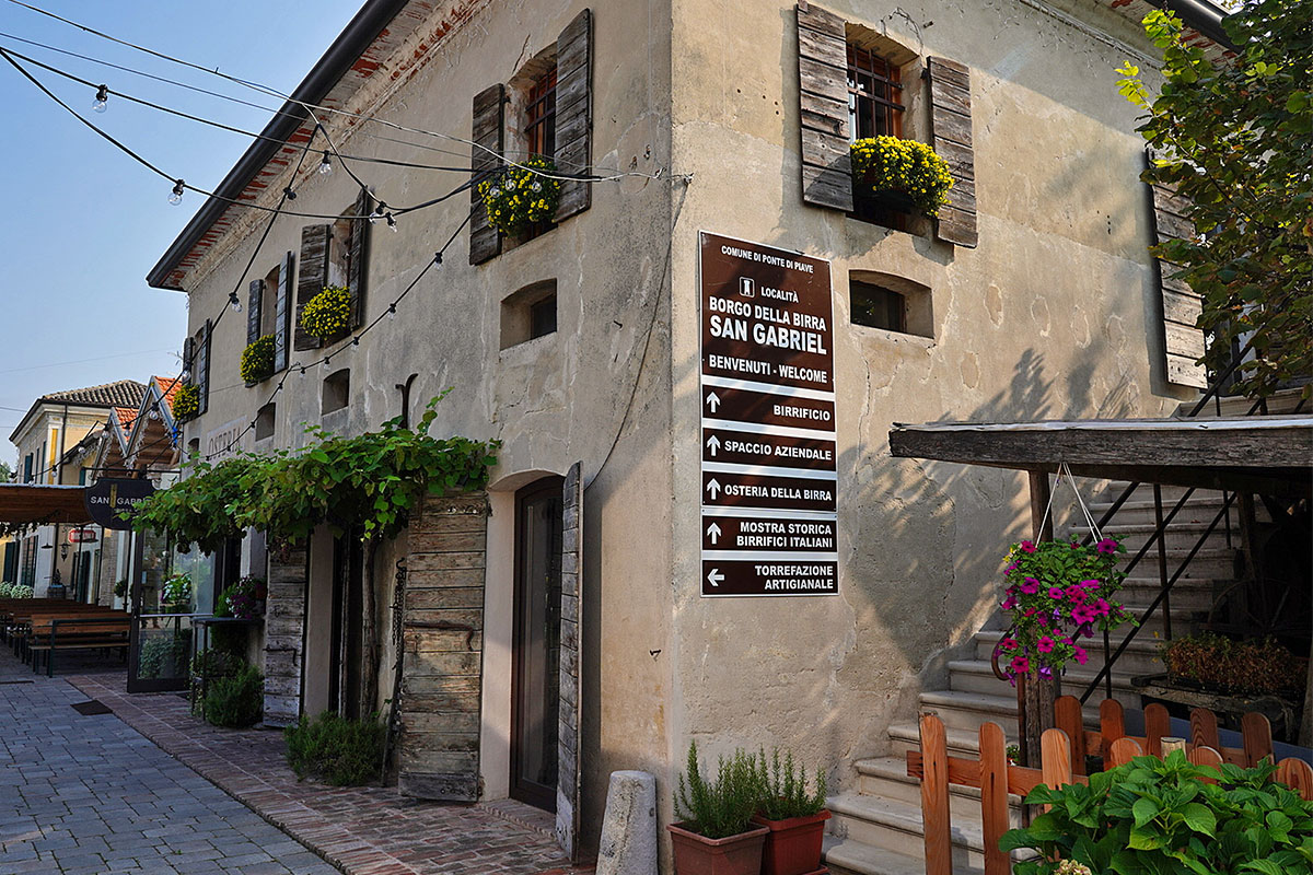 Il borgo della Birra - Ponte di Piave