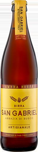 Birre Classiche San Gabriel - Ambra Rossa
