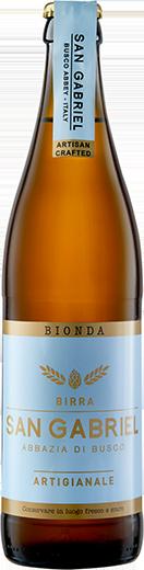 Birre Classiche San Gabriel - Bionda